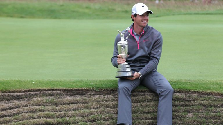 McIlroy had been set to defend his Open title at St Andrews.