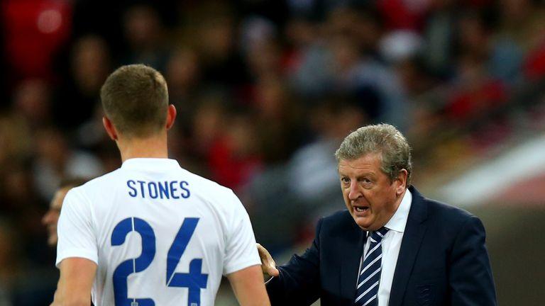 Hodgson has also given his backing to England defender John Stones