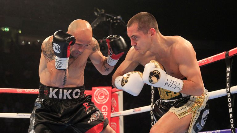 Scott Quigg hoping to land big-name bouts in the near future