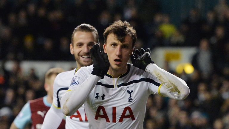 Vlad Chiriches is now with Napoli