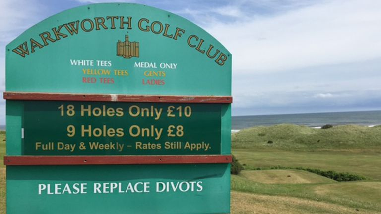 Warkworth Golf Club: The best value you'll find