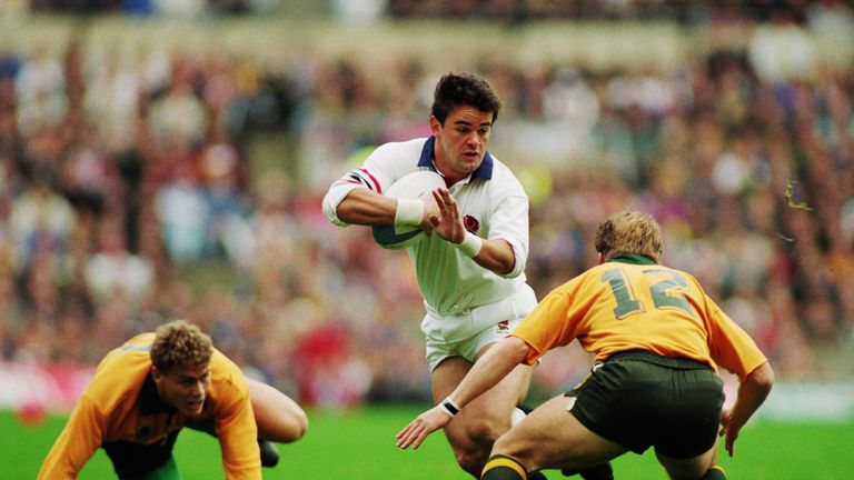 Will Carling was made England captain at 22 years old