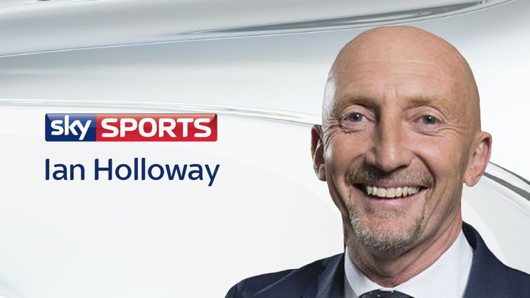 Ian Holloway  gives us his picks for the weekend