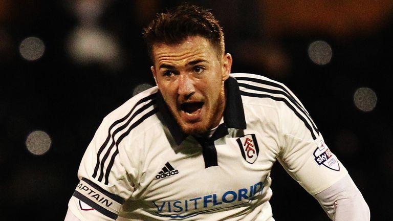 Ollie's a fan of Fulham's Ross McCormack