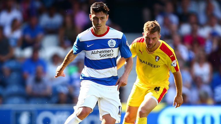 Alejandro Faurlin has been a credit to QPR, says Ollie