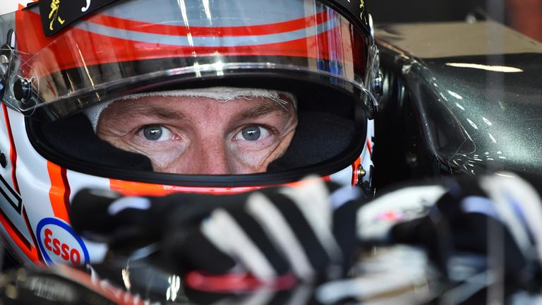 Jenson Button: Thinks that cockpit canopies should be introduced in F1