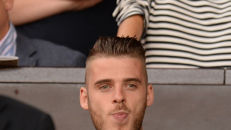 David de Gea is expected to be welcomed back to the Manchester United first-team squad