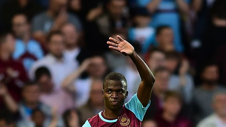West Ham are keen to sell Enner Valencia this summer