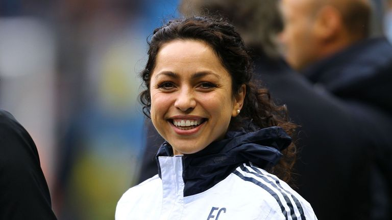 Eva Carneiro has yet to return to her role as first-team doctor at Chelsea