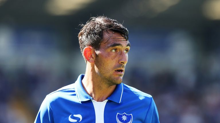 Gary Roberts of Portsmouth is highly rated by Ollie