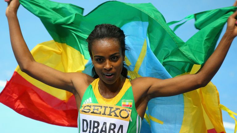Dibaba has the potential to be one of the stars of the Rio Olympics