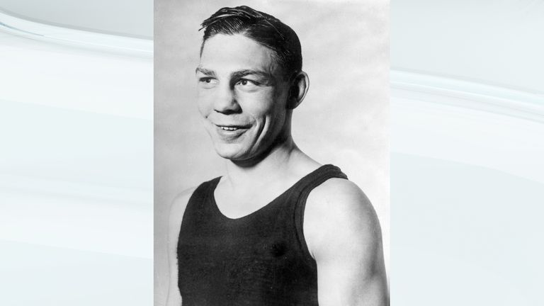 Harry Greb  was a  'superstar' out of the ring and Glenn McCrory's 'type of fighter'