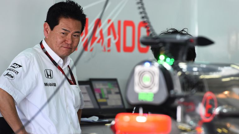 Honda's Yasuhisa Arai still has podium hopes for McLaren in 2015