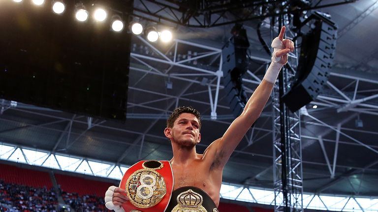Jamie McDonnell turned in a phenomenal performance in Texas