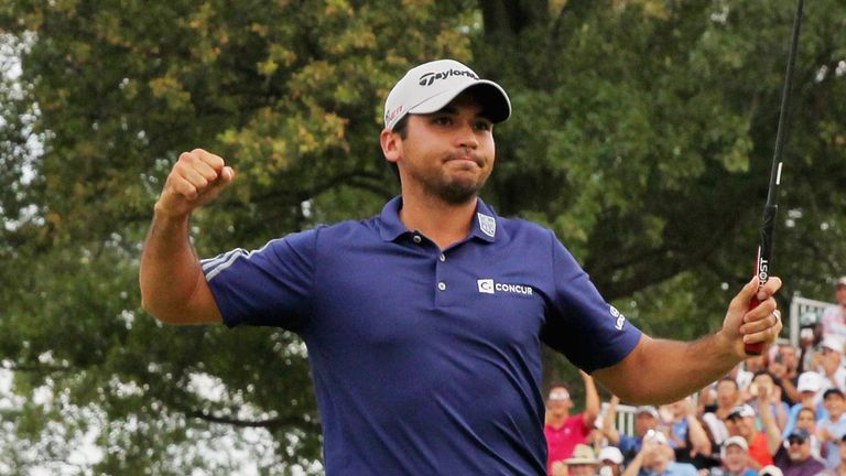 Jason Day tops the FedExCup rankings