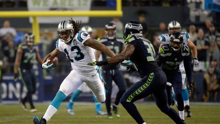 Kelvin Benjamin racked up 1,008 yards and nine touchdowns in his rookie season