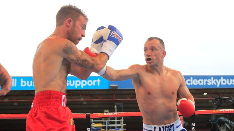 Kristian Laight has suffered 202 professional defeats