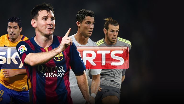 Sky Sports remains the home of La Liga for the next three seasons