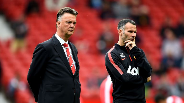 Louis van Gaal and Ryan Giggs are entering their second season in charge at Old Trafford.