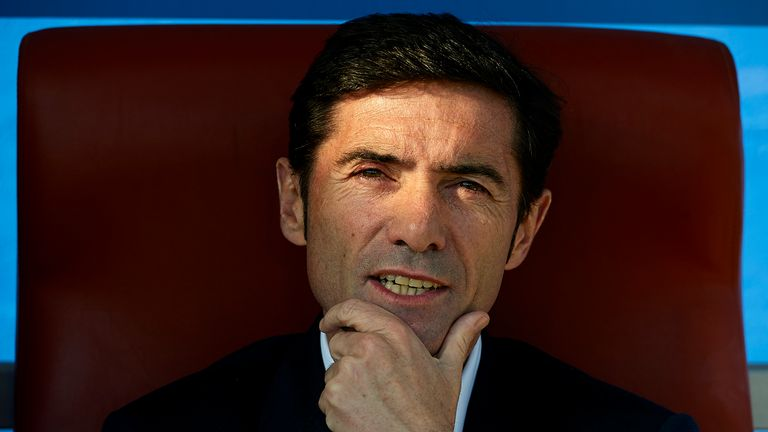 Marcelino had one eye on Valencia's huge clash at home to Barca next weekend in his side's win over Espanyol