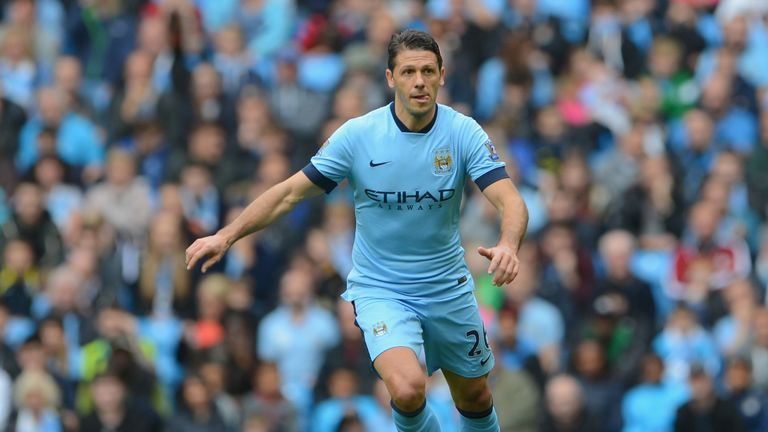 Martin Demichelis is leaving City at the end of his contract