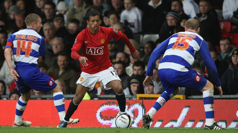 Ramage stands up to former Man united winger Nani