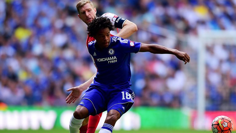 Remy joined Chelsea in 2014 after playing for Newcastle