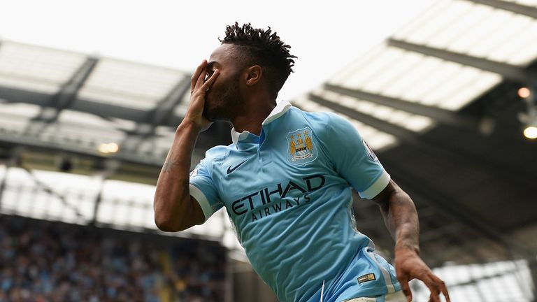 Roy Hodgson believes Sterling has hit the ground running at City