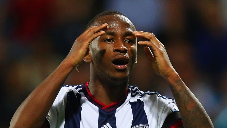 Saido Berahino didn't join Tottenham
