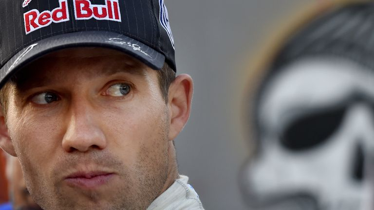 Ogier was quickest in both Saturday and Sunday's rounds