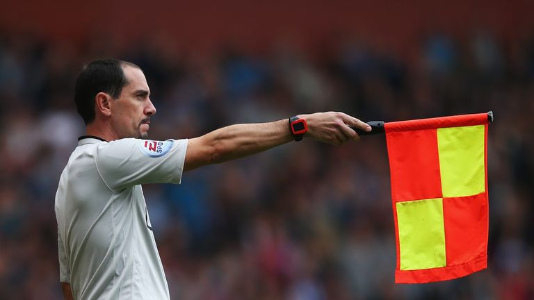 Match officials have a new offside rule to interpret this season