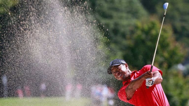 Five victories for Woods during a much-improved 2013