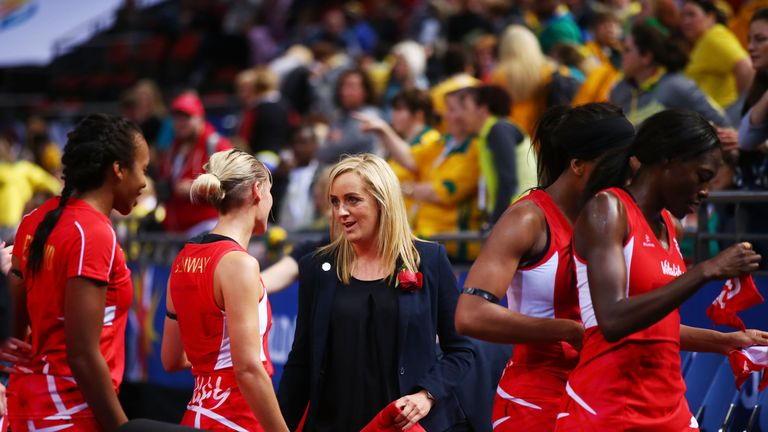 Many of England's netballers are yet to commit to full-time contracts