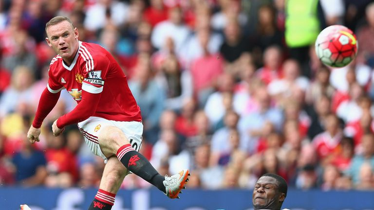Wayne Rooney has become a key man for Man Utd since his move from Everton