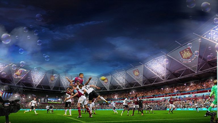 West Ham Join Manchester United, City, Arsenal, Chelsea