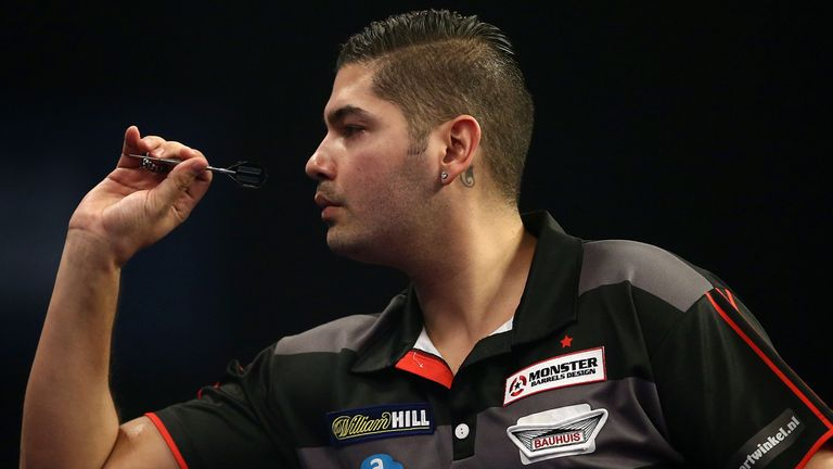 Jelle Klaasen will be looking to go one better than his semi-final run at last year's World Championship