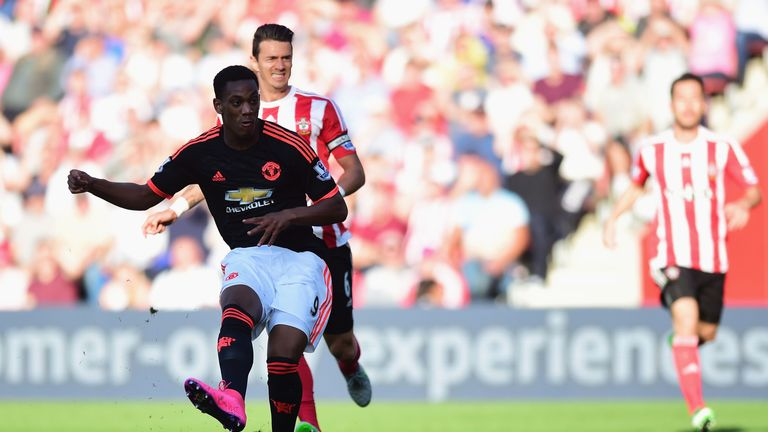 Manchester United deserve praise for recent results, according to Merse