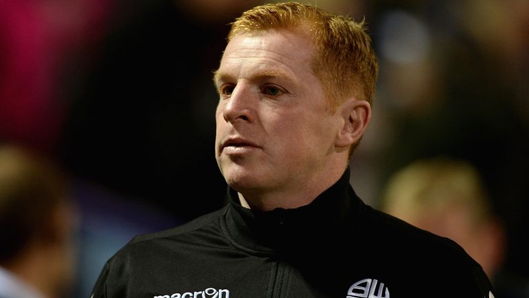 Ollie can't pinpoint where things have gone wrong for Bolton manager Neil Lennon