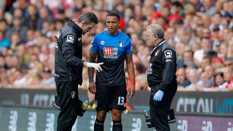 Callum Wilson has been ruled out for six months with serious knee injury