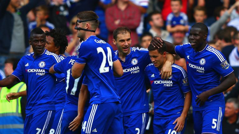 Chelsea will win comfortably at St James' Park, says Merson