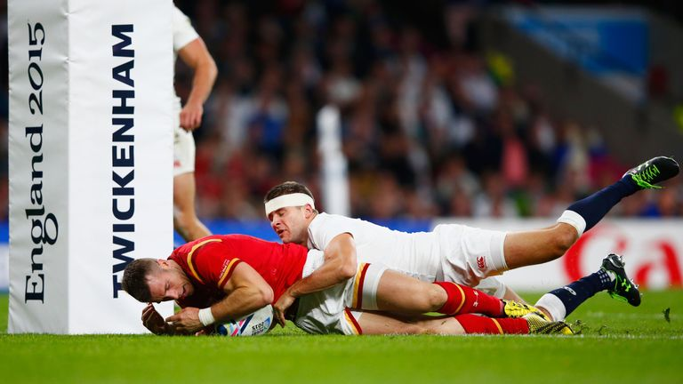 Hosts England were beaten by Australia and Wales last year in the toughest World Cup pool in history