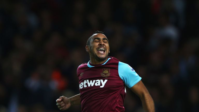 Dimitri Payet could feature against Liverpool