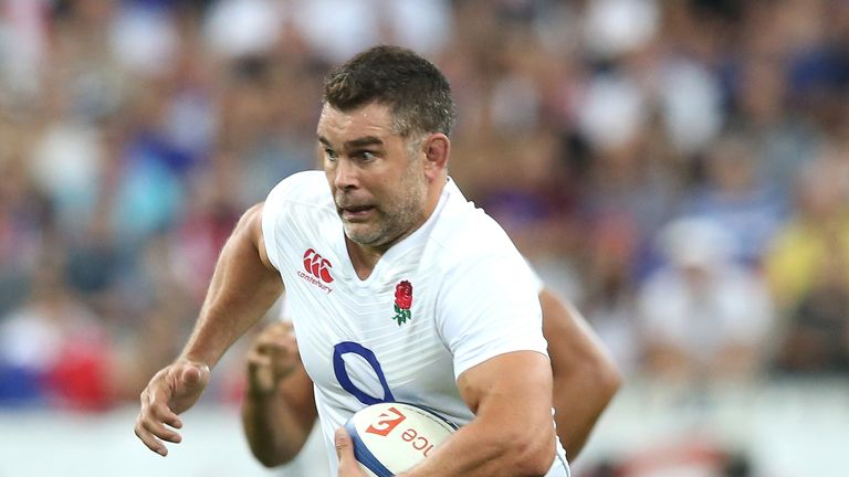 Nick Easter played 54 times in a stalwart England career