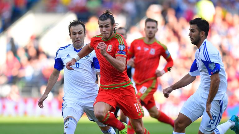 Gareth Bale and Wales were thwarted by Israel last time out but are closing in on qualification