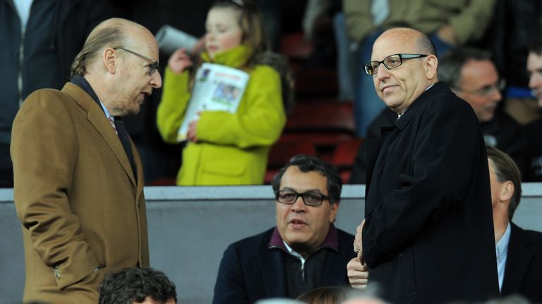 United have been owned by the Glazer family for more than a decade
