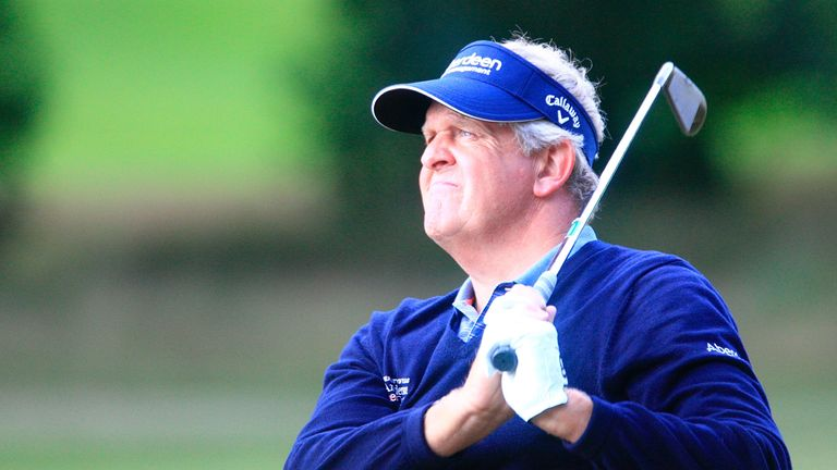 Monty needed a birdie at the last to force extra holes