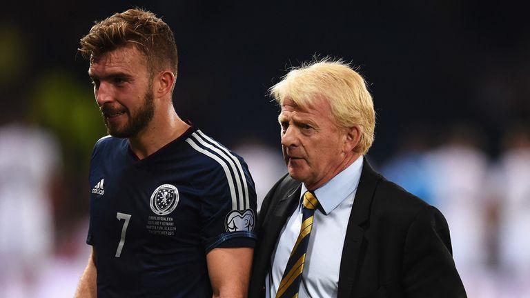 Gordon Strachan's Scotland take on Poland at Hampden Park on Thursday