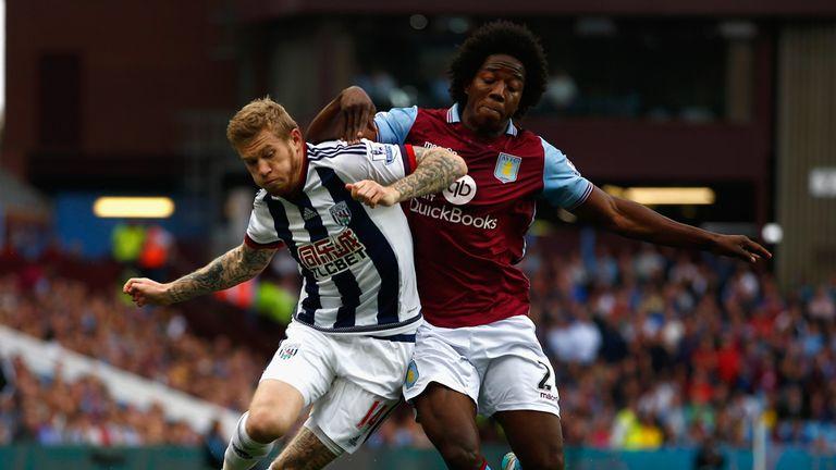 Carlos Sanchez is available for Villa