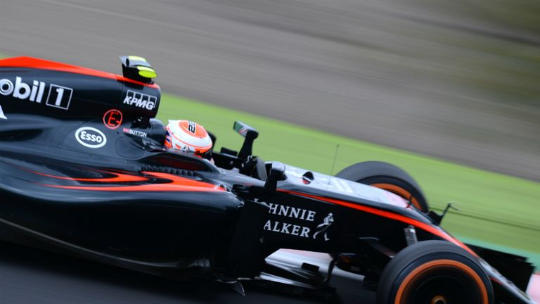 McLaren had scored points in Russia and Austin, but left Mexico point-less