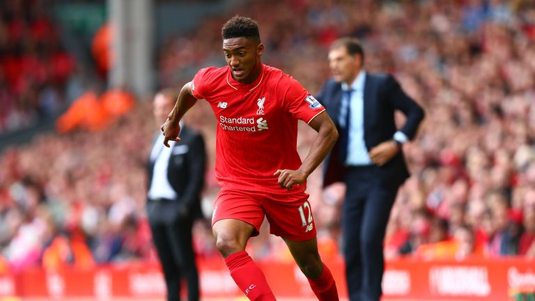 Joe Gomez has started all four of Liverpool's matches this season